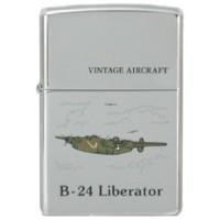 ビンテージ・エアークラフト・ジッポー B-24 Liberator