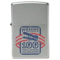 ライト兄弟100周年ジッポー Wright Brothers 100th Logo