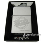 ZZ TOP ハイポリッシュ・クロム・ジッポー ZZ TOP High Polish Chrome Zippo