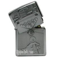 プール・プレイヤー・エンブレム Pool Player Emblem ZIPPO