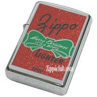 ジッポー・メリー・クリスマス Zippo Merry Christmas
