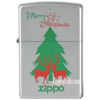 メリー・クリスマス・ジッポー Merry Christmas Zippo