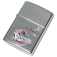 2004 NBA チャンピン ジッポー Detroit Pistons Zippo