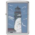 グレートレイク・ライトハウス・ジッポーライター Great Lakes Lighthouse Zippo