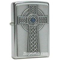 セルティック・クロス・ジッポーライター / Zippo Celtic Cross