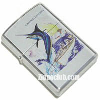 マリンアートZIPPO Guy Harvey Old Man