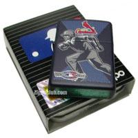 2006ワールド・シリーズ・チャンピオン・セントルイス カージナルスの限定ジッポーライター