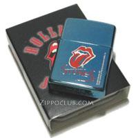 ローリング・ストーンズ・サファイア Zippo Rolling Stones Sapphire