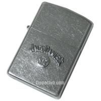 ジャックダニエル・スイングロゴ・ジッポー Jack Daniel's Swing Logo Stamped Zippo