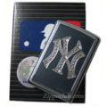 Zippo ニューヨーク・ヤンキース・ブリング