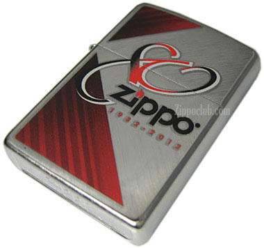 ジッポー80周年記念エディション