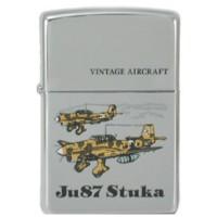 ビンテージ・エアークラフト・ジッポー Ju87 Stuka