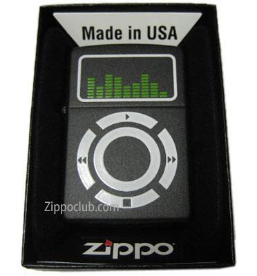 ミュージック・ジッポー MSC Zippo