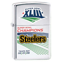 NFL第43回スーパーボール・ジッポー NFL SUPER BOWL XVIII Zippo