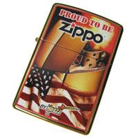 ZIPPO&アメリカンフラッグ