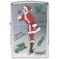 ウィンディ・サンタ・ジッポー Windy Santa Zippo