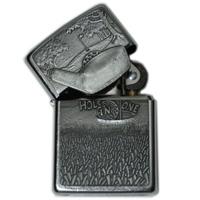 ホールインワン・ジッポー Hole In One Emblem Zippo