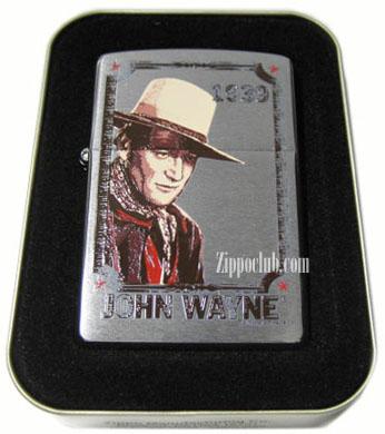 ジョン・ウェイン 1939 ジッポー John Wayne 1939 Zippo