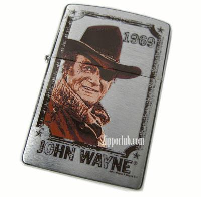 ジョン・ウェイン 1969 ジッポー John Wayne 1969 Zippo