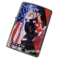 ZIPPOと星条旗