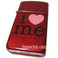 アイ・ラブ・ミー・ジッポー I Love Me Zippo