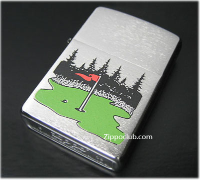 ゴルフ・ジッポー Golf Zippo