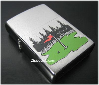 ゴルフ・ジッポー(Golf Zippo)