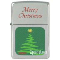メリー・クリスマス・ツリー・ジッポー Merry Christmas Tree Zippo