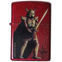 The Dark One-Kit Rae Zippo