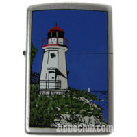 ウエストコースト・ライトハウス・ジッポー West Coast Lighthouse Zippo