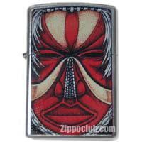 トライバル・マッドネス・ジッポー Tribal Madness Zippo