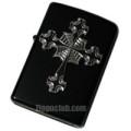 ゴシック・クロス・エンブレム・ジッポー Gothic Cross Emblem Zippo