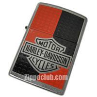 ハーレー・デビッドソン・デコ・ジッポー H-D Deco Zippo
