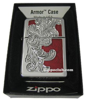 べネチアン・フローリッシュ・アーマー・ジッポー Venetian Flourish Armor Zippo