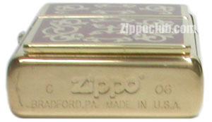 インペリアル・フィレグリー・エンブレム・ジッポー Imperial Filigree Emblem Zippo