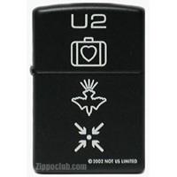 U2 Zippo