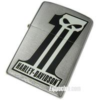 ハーレーダビッドソン No.1・ジッポー Harley Davidson No.1