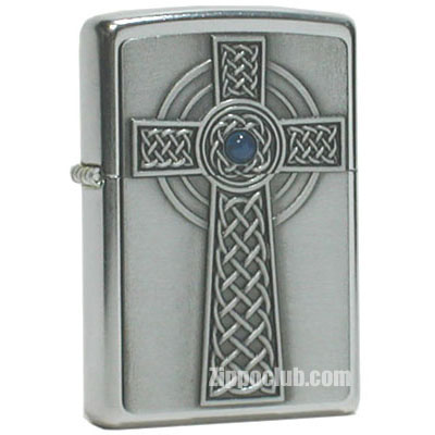 セルティック・クロス・ジッポー Celtic Cross
