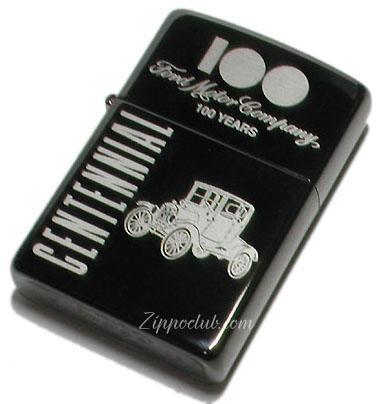 フォード・センテニアル・ジッポー Ford Centennial Zippo