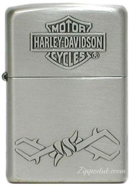 ハーレー ダビッドソン ジッポー H-D Wire Zippo
