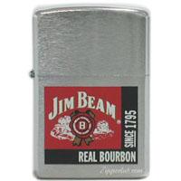 ジム・ビーム・ジッポー Jim Beam Real Bourbon