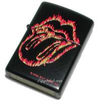 ローリング・ストーンズ・フレーミング・タング・ジッポー Rolling Stones Flaming Tongue Zippo
