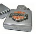 ハーレーダビッドソン・バー&シールド・エンブレム Zippo H-D Bar&Shield Emblem