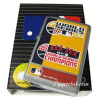 2007ワールドシリーズ・チャンピオンズ・ボストン・レッドソックスのZIPPO