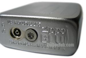 ジッポー・ブルー・クロム・タキシード ZIPPO BLU Chrome Tuxedo