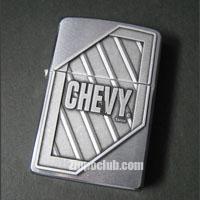 シェビー・バーズ・エンブレム・ジッポー Chevy Bars Emblem Zippo