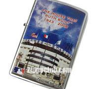 ラストゲーム・アット・ヤンキースタジアム・ジッポー Last Game at Yankee Stadium