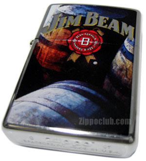 ジムビーム・バレルズ&バング・リミテッド  Zippo Jim Beam Barrels & Bung Ltd.