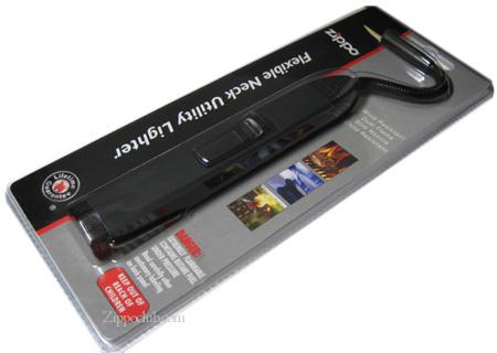 フレキシブル・ネック・ユーティリティ・ライター(フラット・ブラック) Flexible Neck Utility-Flat Black