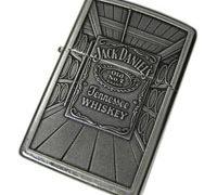 ジャック・ダニエルズ・バレル・エンブレム・ジッポー Jack Daniel's Barrel Emblem